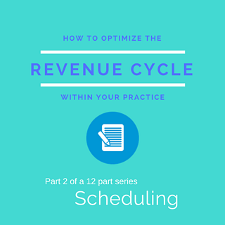 Optimize The Revenue Cycle Scheduling